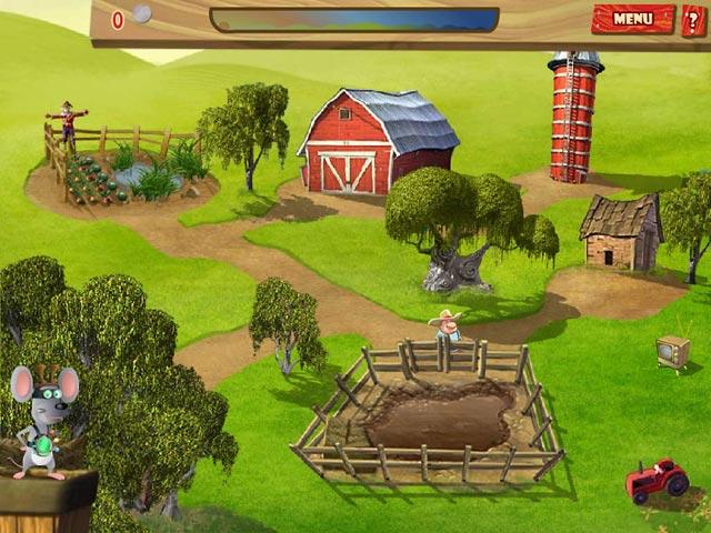 Game screenshot 2 Barnyard Sherlock Hooves