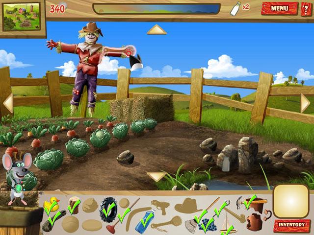 Game screenshot 3 Barnyard Sherlock Hooves