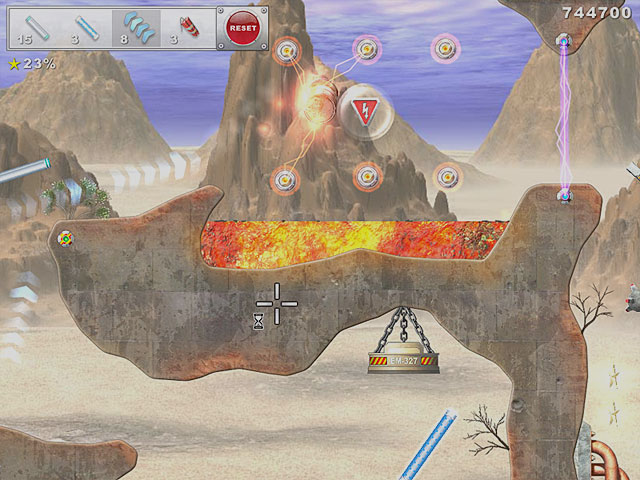Game screenshot 1 Barrel Mania