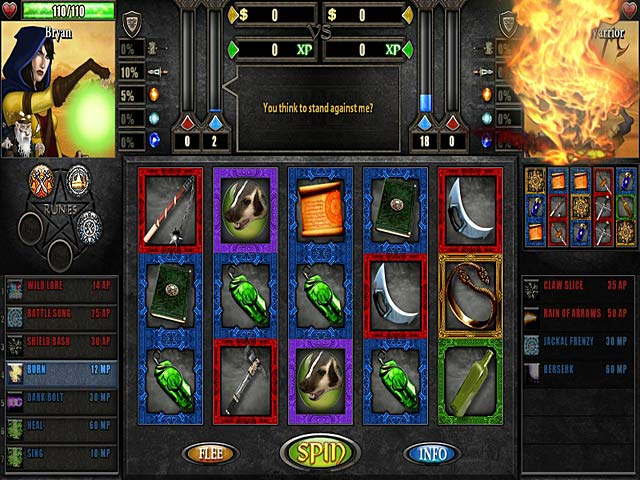Game screenshot 1 Battle Slots
