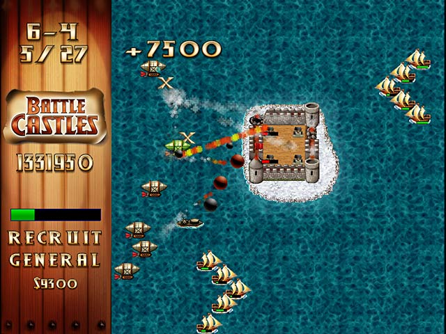 Battle castles ipad iphone android mac pc game for Battle fish 2