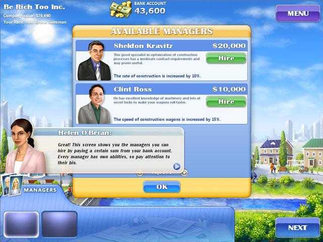Game screenshot 2 Be Richer