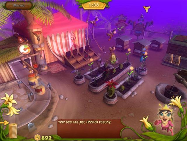 Game screenshot 2 Bee Garden