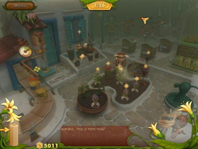 Game screenshot 3 Bee Garden