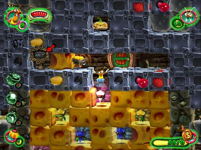 Game screenshot 1 Beetle Bug 3
