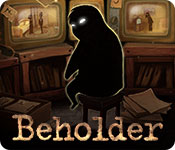 Feature screenshot game Beholder