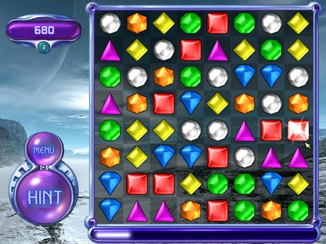 Game screenshot 1 Bejeweled 2 Deluxe