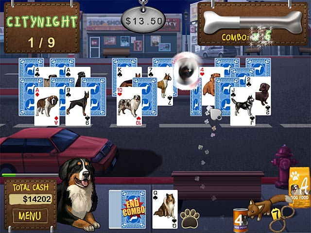 Best in Show Solitaire Screenshot-1