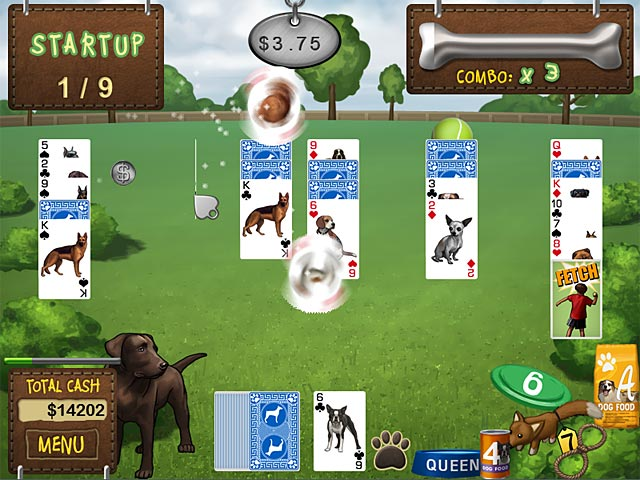 Best in Show Solitaire Screenshot-2