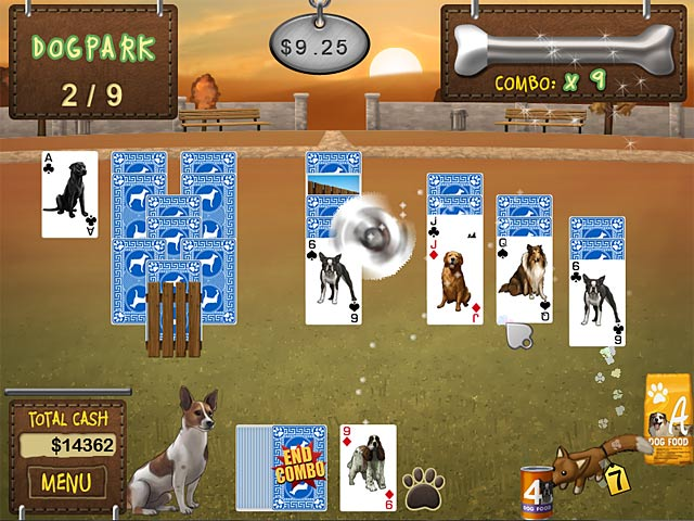 Best in Show Solitaire Screenshot-3