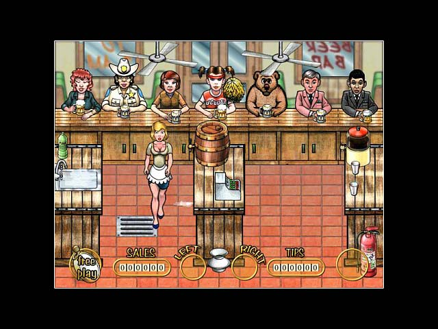 Game screenshot 2 Bettys Beer Bar
