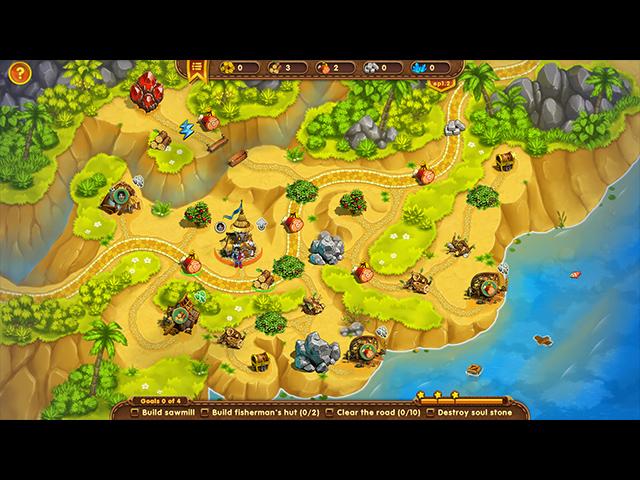 Game screenshot 1 Beyond the Kingdom 2 Collector's Edition