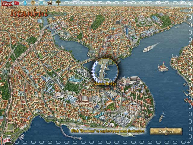 Game screenshot 1 Big City Adventure: Istanbul