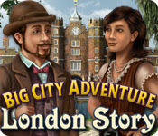 Big City Adventure: London Story screen
