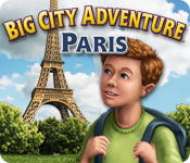 Big City Adventure: Paris -