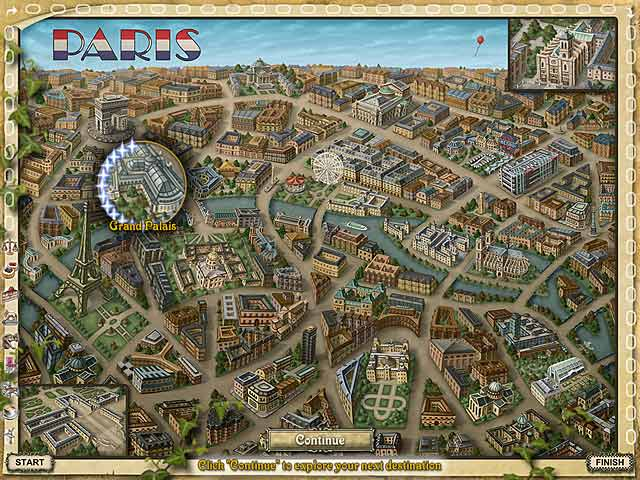 Video for Big City Adventure: Paris