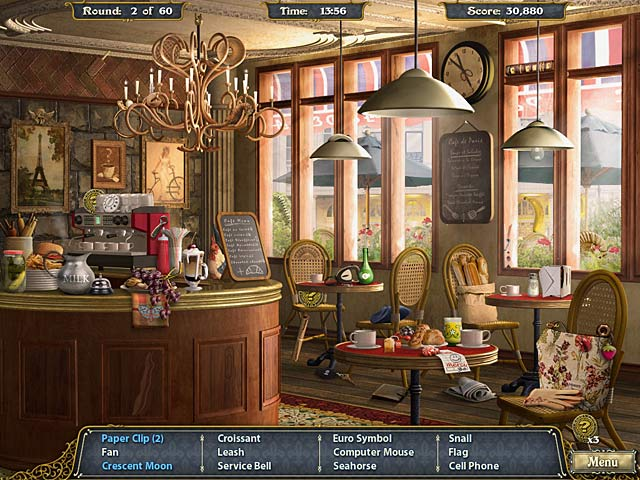 Game screenshot 2 Big City Adventure: Paris