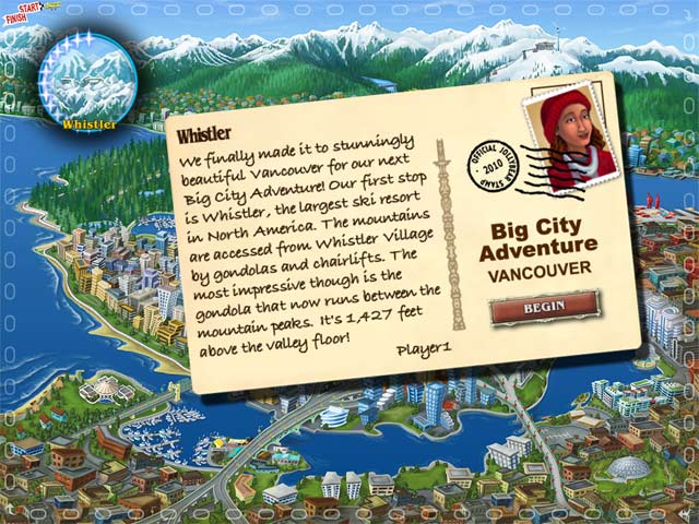 Game screenshot 2 Big City Adventure: Vancouver Collector's Edition