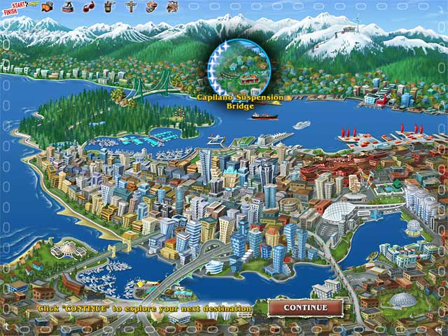 Video for Big City Adventure: Vancouver