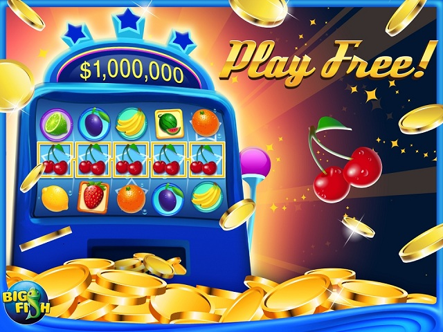 big fish slots online game