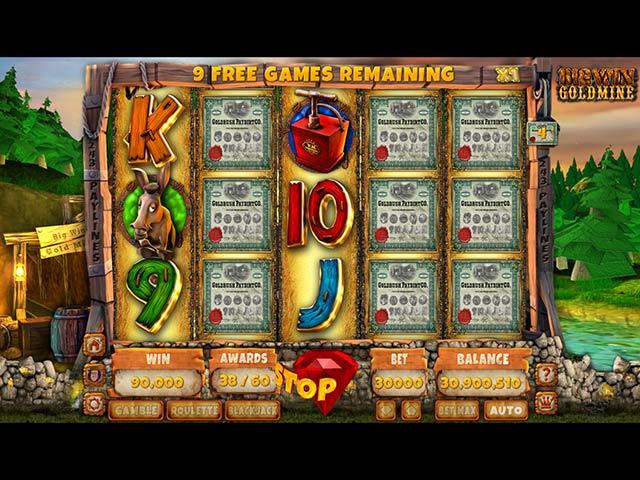 Game screenshot 1 Big Win Goldmine