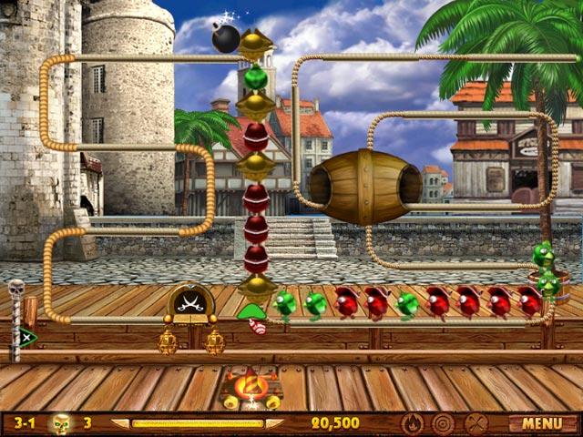 Game screenshot 2 Bird Pirates