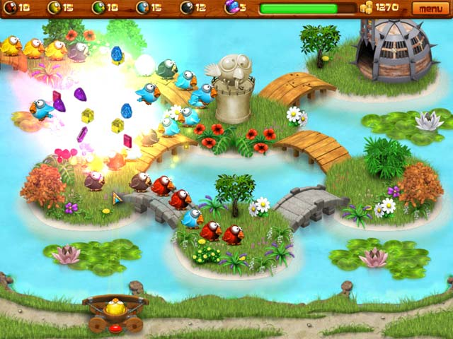 Bird&#8217;s Town &#8211; Mac Screenshot-2