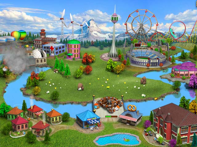 Bird&#8217;s Town &#8211; Mac Screenshot-3