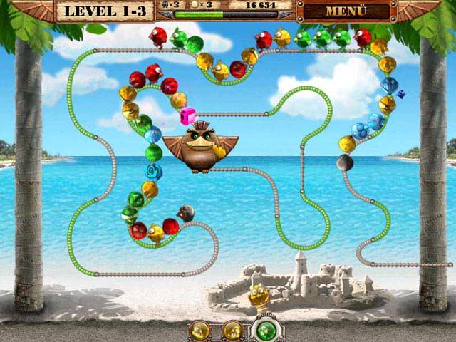 Spiele Screenshot 3 Birds on a Wire
