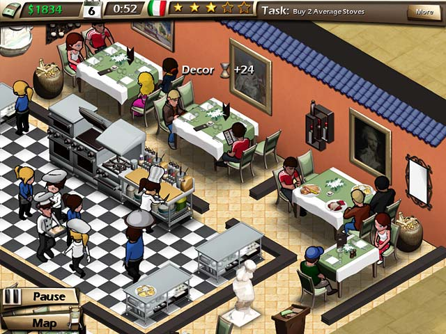 Bistro Boulevard Screenshot-1