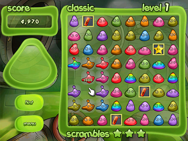 Game screenshot 1 Blobbeez
