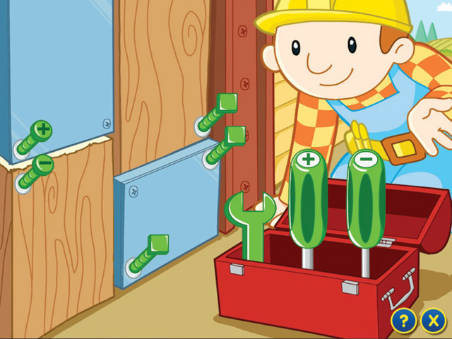 Game screenshot 1 Bob the Builder: Can Do Carnival