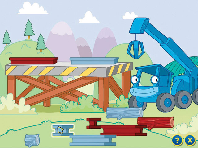 Game screenshot 2 Bob the Builder: Can Do Carnival