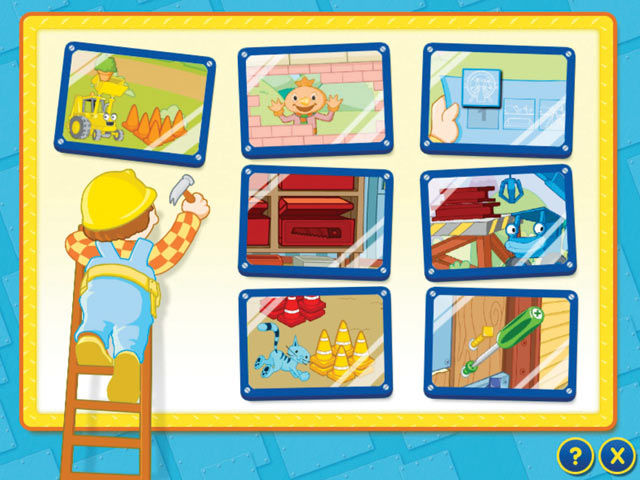 Game screenshot 3 Bob the Builder: Can Do Carnival