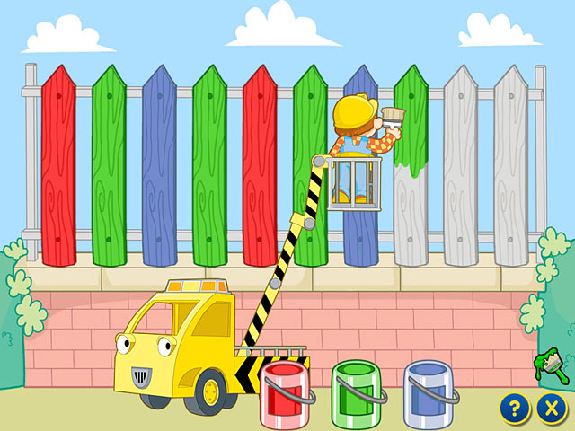 Game screenshot 3 Bob the Builder - Can Do Zoo
