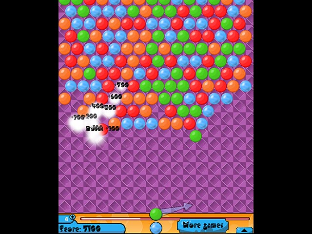 Game screenshot 2 Bobble Shooter