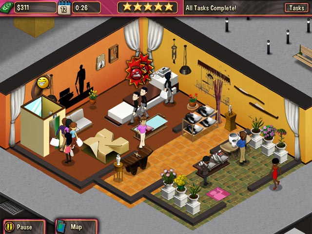 Game screenshot 2 Boutique Boulevard