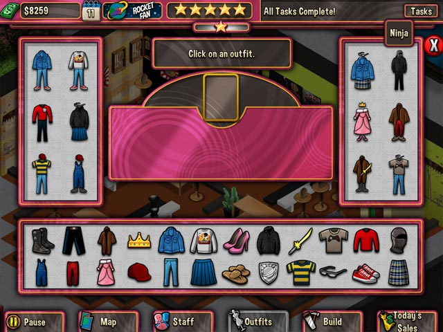 Game screenshot 3 Boutique Boulevard