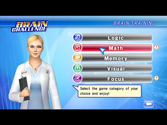 Game screenshot 2 Brain Challenge