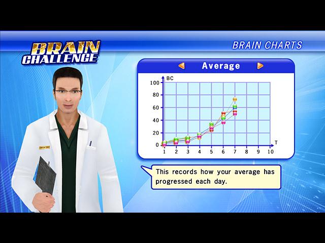 Game screenshot 3 Brain Challenge