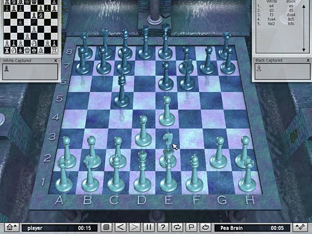 Game screenshot 1 Brain Games: Chess