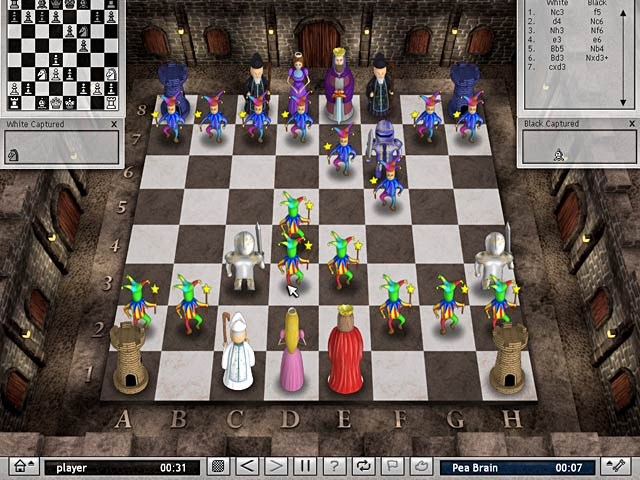 Game screenshot 3 Brain Games: Chess