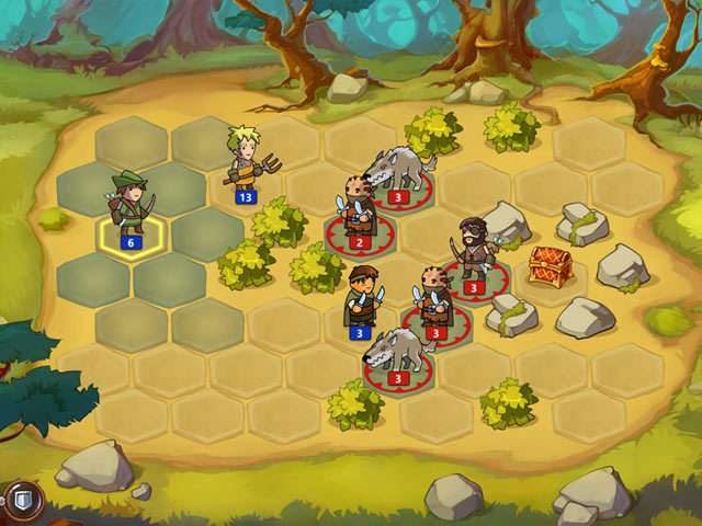 Game screenshot 1 Braveland