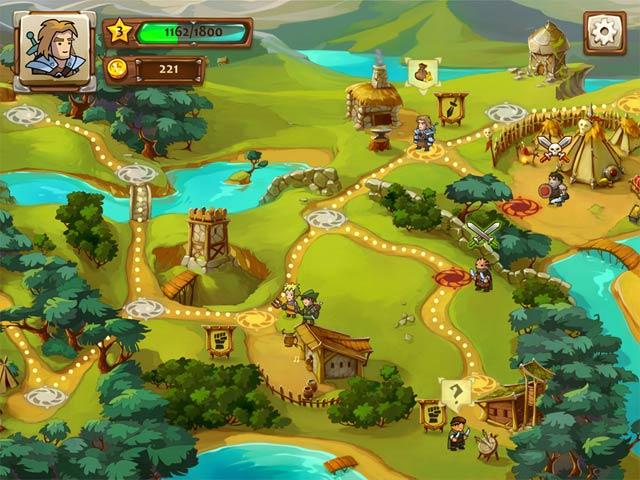 Game screenshot 2 Braveland
