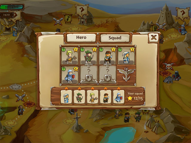 Game screenshot 3 Braveland