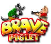 Brave Piglet
