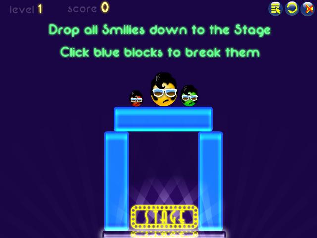 Screenshots Break'n Drop -