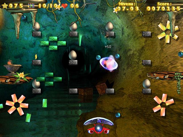 Game screenshot 3 Brick Quest 2