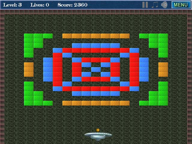 Screenshots Bricks Destroyer -
