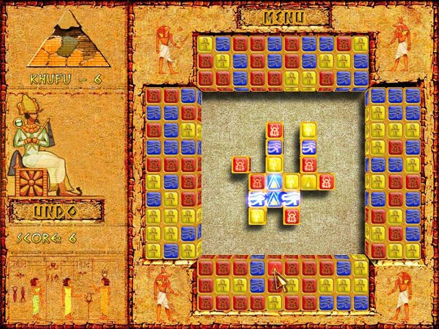 Brickshooter Egypt – Mac Screenshot-1